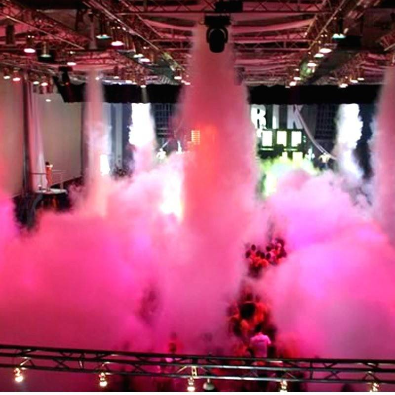 CO2 Power-Jet MagicFX Special Effects
