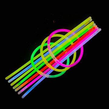Lichtgevende Glow sticks multicolor