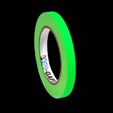 groene fluor glow in the dark tape