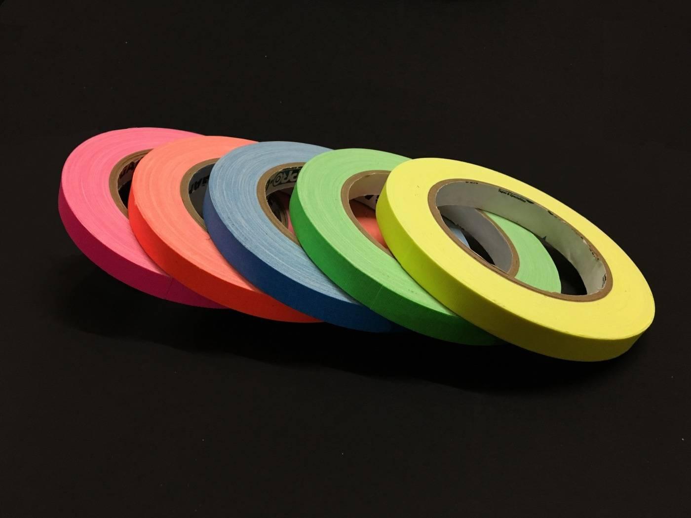 Uv Licht Kopen : Uv glow tape geel mm glow in the dark verf sfx make up