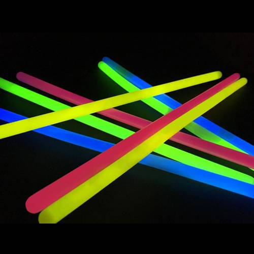 Mega glow sticks