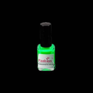 groene nagelak glow in the dark